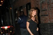 Jemima Khan Enjoys a Night Out