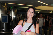 Jenelle Evans Is Seen at LAX
