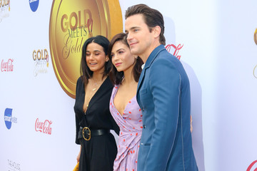 Jenna Dewan 6th Annual Gold Meets Golden Party