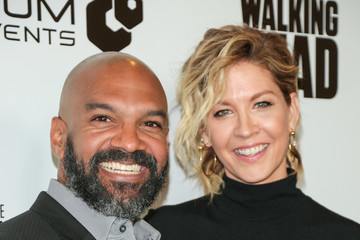 Jenna Elfman Fathom Events And AMC's 'Survival Sunday: The Walking Dead and Fear The Walking Dead'