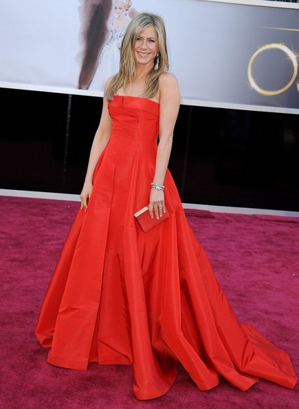 Jennifer Aniston - Arrivals at the 85th Annual Academy Awards