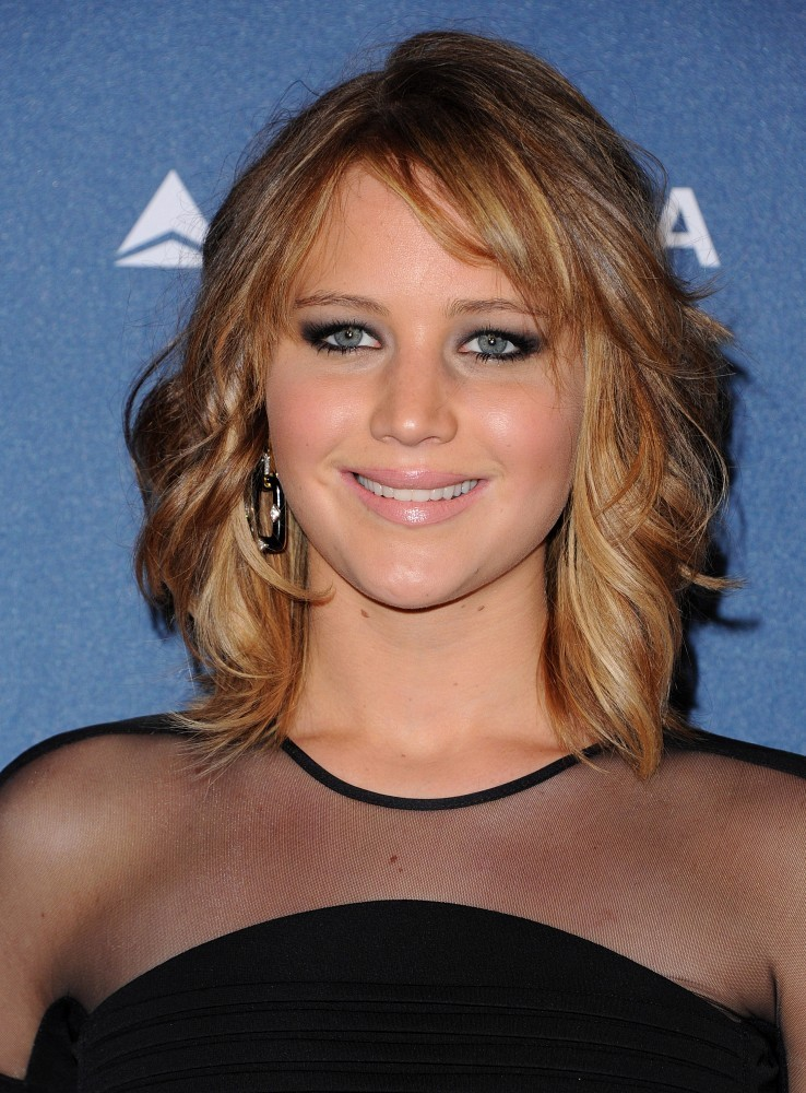 Jennifer Lawrence Got a Haircut, Cue Freakout