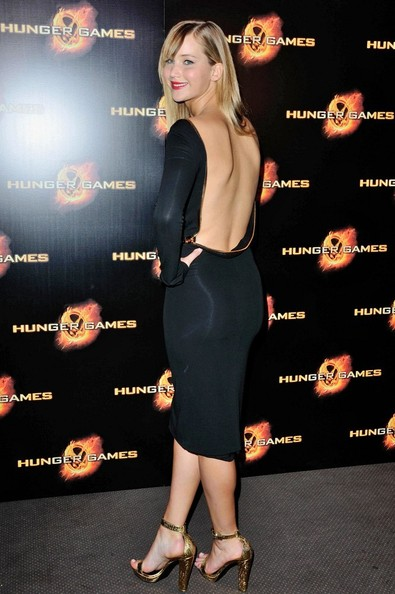 'Hunger Games' Paris Premiere