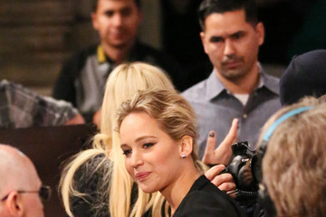 Jennifer Lawrence Jennifer Lawrence Visits 'Jimmy Kimmel Live'