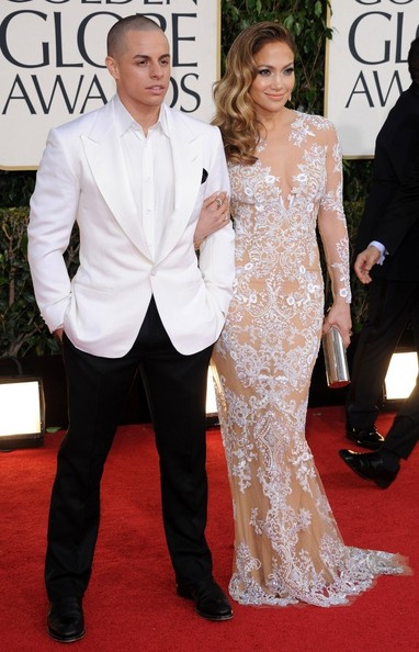 Jennifer Lopez - 70th Annual Golden Globe Awards