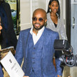 Jermaine Dupri Jermaine Dupri At London Hotel In West Hollywood