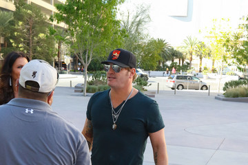 Jerrod Niemann 52nd Academy of Country Music Awards Cumulus/Westwood One Radio Remotes