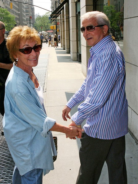 Jerry Sheindlin Pictures Judge Judy Out With Her Husband