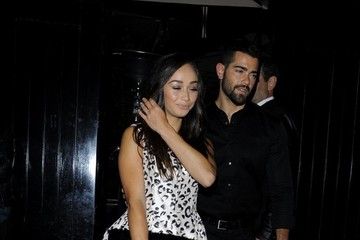 Jesse Metcalfe Celebs Spotted at Chiltern Firehouse