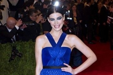 Jessica Pare Arrivals at the Met Gala in NYC