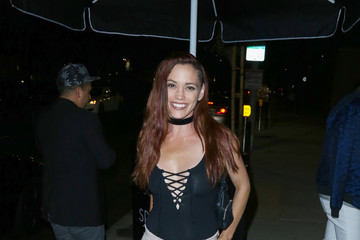 Jessica Sutta Celebrity Sightings at 'Neuhouse'