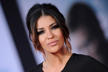 Jessica Szohr 'Captain America: The Winter Soldier' Premiere