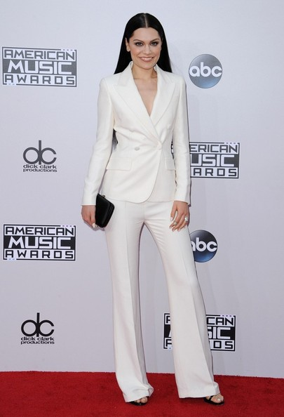 Arrivals at the American Music Awards