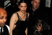 Jessie J Enjoys a Late Night Out