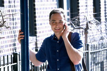 Jim Parsons Claire Danes and Jim Parsons Film 'A Kid Like Jake'