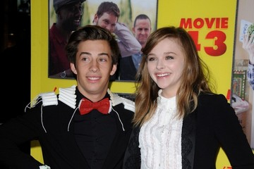 Chloë Grace Moretz - Amityville Horror Premiere w Jimmy ... |Chloe Grace Moretz And Jimmy Bennett
