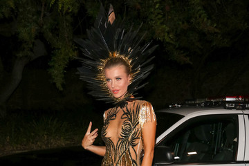 Joanna Krupa Celebrities Attend the Casamigos Tequila Halloween Party