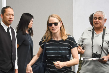 Jodie Foster Jodie Foster Keeps It Casual In Los Angeles