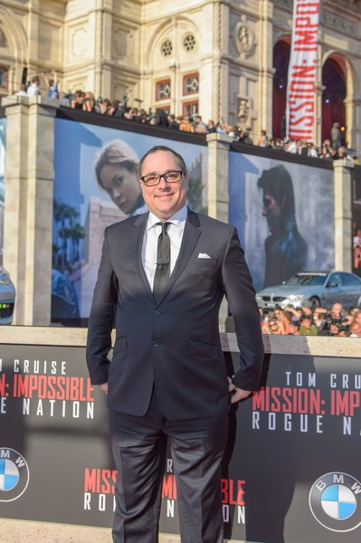 """""""Mission: Impossible - Rogue Nation"""" Vienna Premiere"""