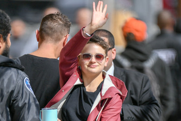 Joey King Joey King And Others Are Seen Out In L.A.