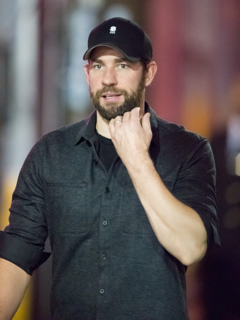 john krasinski photos john krasinski at jimmy kimmel