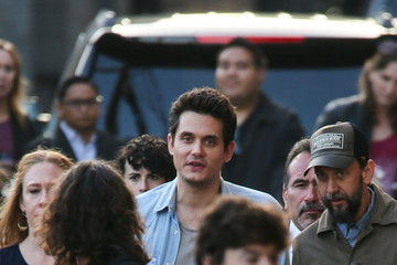 John Mayer John Mayer at 'Jimmy Kimmel Live'