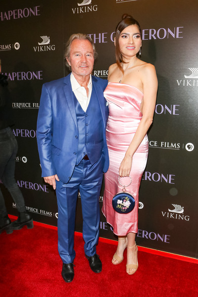 Blanca Blanco Attends 'The Chaperone' Premiere At The Linwood Dunn Theater