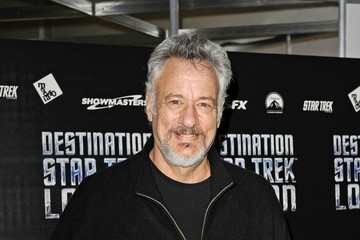 John de Lancie Destination Star Trek London