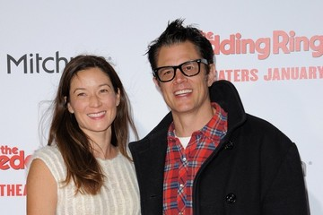Johnny Knoxville 'The Wedding Ringer' Premieres in Hollywood