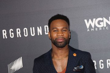 Johnny Ray Gill WGN America's 'Underground' World Premiere