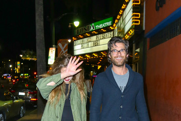 Johnny Whitworth Celebrity Sightings Outside Fonda Theatre 1