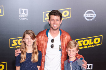 Jon Heder Premiere Of Disney Pictures and Lucasfilm's 'Solo: A Star Wars Story'