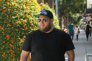 Jonah Hill Jonah Hill Goes to Lunch
