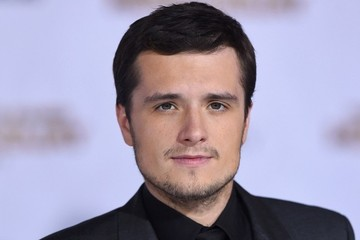 Josh Hutcherson 'The Hunger Games: Mockingjay, Part 1' LA Premiere