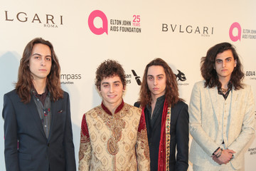 Josh Kiszka 26th Annual Elton John AIDS Foundation's Academy Awards Viewing Party