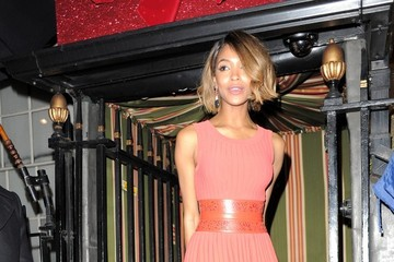 Jourdan Dunn Celebs Attend the Chopard Party