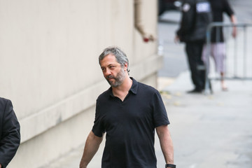 Judd Apatow Judd Apatow at 'Jimmy Kimmel Live'