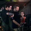Judd Apatow Judd Apatow and Pete Davidson film 'Staten Island'