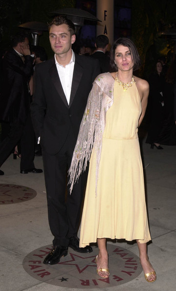 Sadie Frost and Jude Law - 2000 Vanity Fair Oscar party