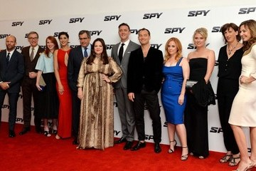 Jude Law The 'Spy' European Premiere