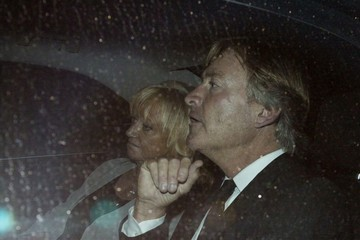 Judy Finnigan Richard Madeley Leaves the Ivy Club