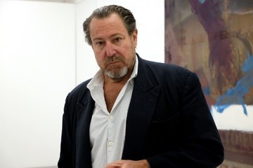 Julian Schnabel Every Angel Has a Dark Side Event