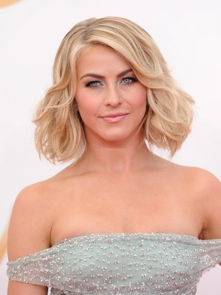 Julianne Hough - Arrivals at the 65th Annual Primetime Emmy Awards — Part 2