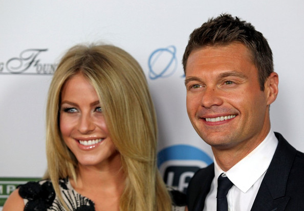 Julianne Hough - LA's Promise 2011 Gala Honoring Ryan Seacrest