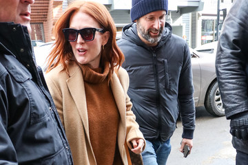 Julianne Moore Julianne Moore Is Seen At Sundance Film Festival In Park City