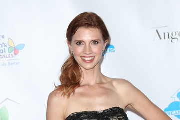 Julie McNiven Celebrities Attend the Dream Builders Project 3rd Annual 'A Brighter Future for Children' Charity Gala at Taglyan Cultural Complex