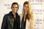 Julio Iglesias Jr. celebrates his 40th birthday with his wife, model Charisse Verhaert in a celebration held at Boutique Serrano 45.