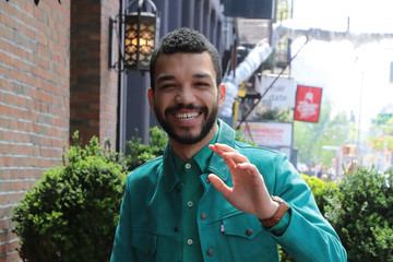 Justice Smith Justice Smith In NYC