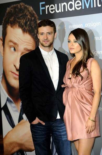 Justin Timberlake And Mila Kunis Dating 2018