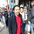 Justin Chon Justin Chon Is Seen At Sundance Film Festival In Park City